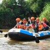 Gubernur Sumatera Utara Edy Rahmayadi bersama Wakil Walikota Medan Akhyar Nasution dan Organisasi Perangkat Daerah Pemprov Sumut dan Pemko Medan menyusuri Sungai Babura dalam rangka Hari Kesiapsiagaan Bencana