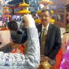 Gubsu Dr. Ir. HT. Erry Nuradi, MSi membuka pameran Tour Operator Utazas di paviliun Indonesia di Hong Expo Budapest dikenal Utazas Travel Exhibition 2018, di Hongaria