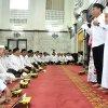 Gubernur Sumatera Utara Edy Rahmayadi menghadiri kegiatan Maulid Nabi Muhammad SAW 1440 H sejajaran Aparatur Sipil Negara Pemerintah Provinsi Sumatera Utara di Masjid Agung Jalan Pangeran Diponegoro Medan