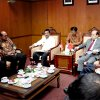 Gubsu Tengku Erry Nuradi menerima Kunjungan Duta Besar RRC di Kantor Gubsu, Medan