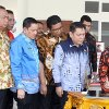 Gubsu Tengku Erry Nuradi Meresmikan Gedung Inspektorat Provinsi Sumatera Utara di Jalan KH Wahid Hasyim Medan
