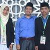 Kafilah asal Sumatera Utara untuk cabang Hifzh 10 juz golongan putra, Rizki Maulana Siregar (17) dan golongan putri, Khairun Nashrah (18) mendapatkan nilai tertinggi dan menjadi juara 1