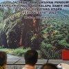 Sekretaris Daerah Provinsi Sumatera Utara (Sekdaprovsu) Dr Hj R Sabrina MSi  saat menghadiri acara Pelantikan Pengurus GAPKI Cabang Sumut, di Hotel Adi Mulia Medan
