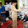 Gubsu Tengku Erry Nuradi Tepung Tawari Calon Jemaah Umrah Albarokah