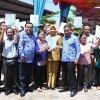 Wagubsu Dr. Hj. Nurhajizah Marpaung SH, MH Menghadiri Penyerahan Pendaftaran Tanah Sistematis Lengkap (PTSL) melalui Prona UMKM Tahun 2018, di Kota Sibolga