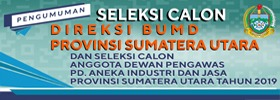 backdrop pengumuman