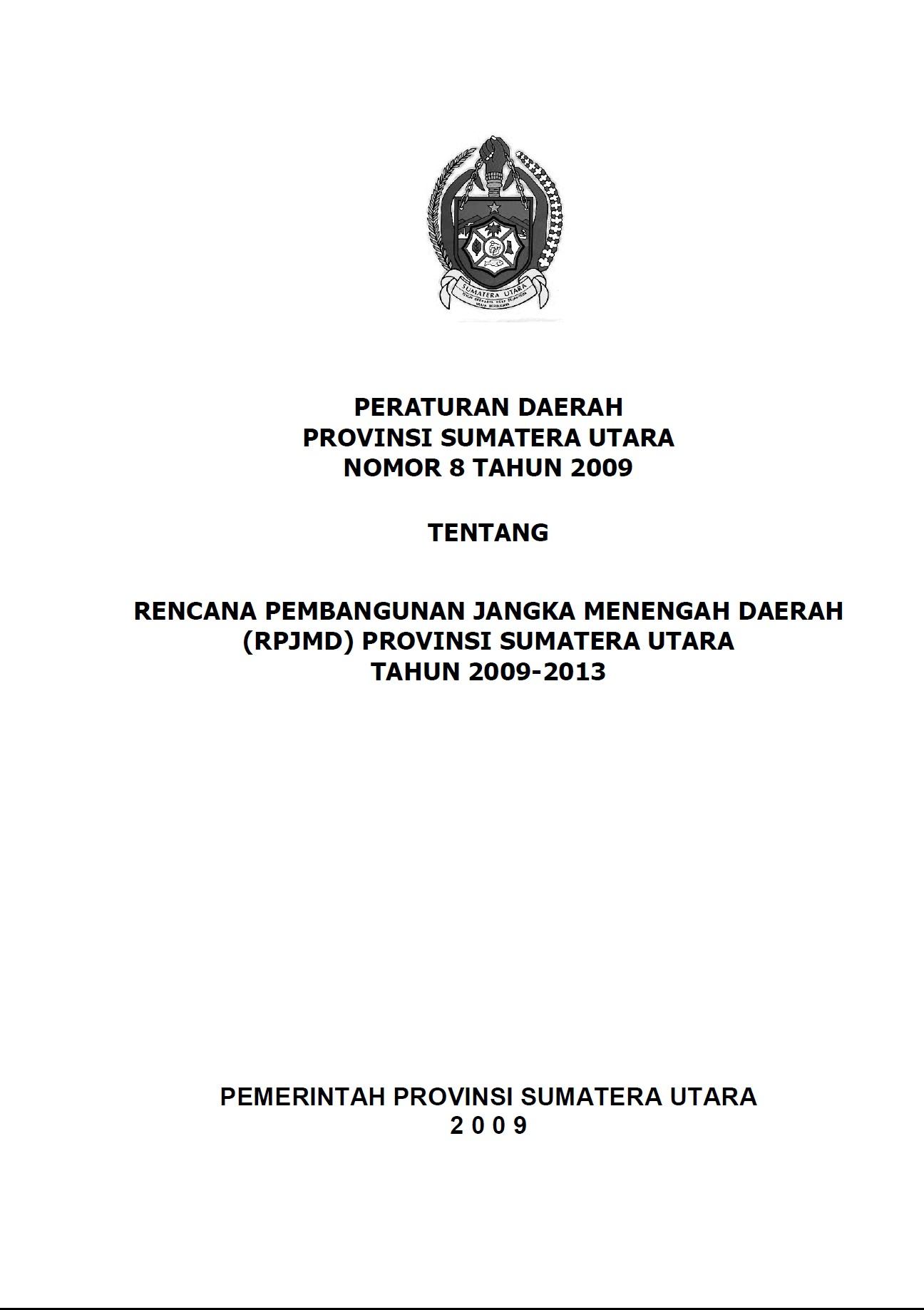 RPJMD2009-2013Sampul